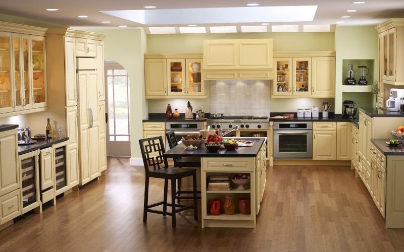nội thất, sàn gỗ, nhà chung cư