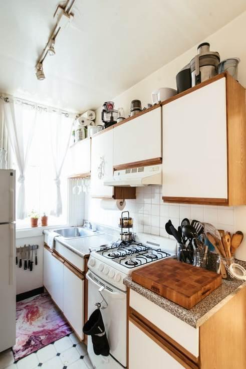 thiết kế nhà, nội thất, căn hộ 55m2