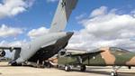 Chuyện về máy bay siêu vận tải Mỹ thường tới Việt Nam
