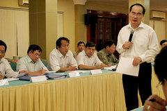 Nhớ thời làm việc quên ăn quên ngủ với GS Nguyễn Thiện Nhân