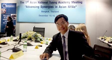 Tiến sĩ y khoa Việt Nam được bầu vào Viện Hàn lâm Khoa học trẻ toàn cầu