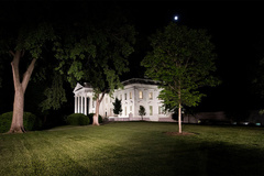 Bóng đen khủng hoảng phủ Nhà Trắng