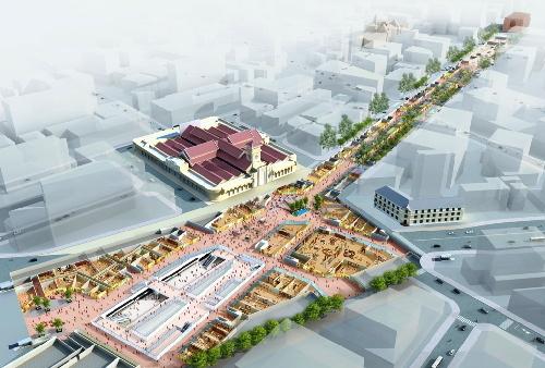 Đường sắt đô thị Hà Nội: làm gì để nhanh hơn, rẻ hơn?