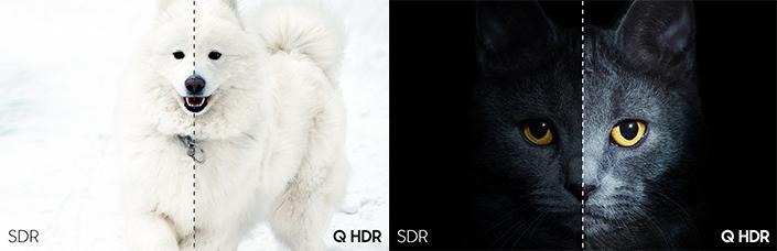 Chuẩn TV HDR tạo khác biệt gì cho người xem?