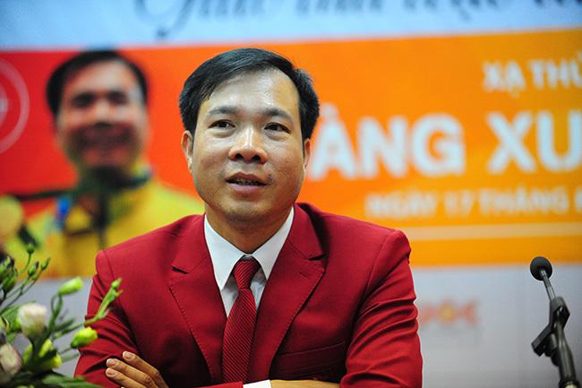 Hoàng Xuân Vinh được Bộ trưởng Quốc phòng tặng bằng khen