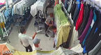 Xác định nhóm giang hồ chém người trong cửa hàng thời trang