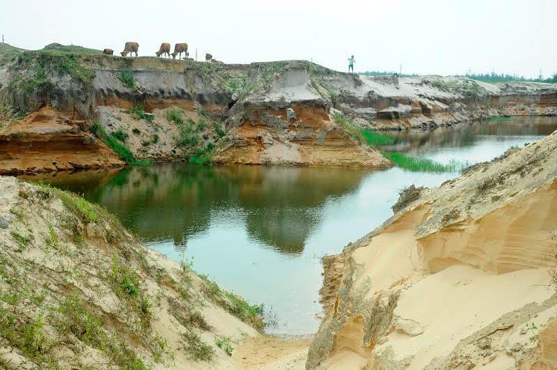 mỏ sắt thạch khê, mỏ sắt, Hà Tĩnh