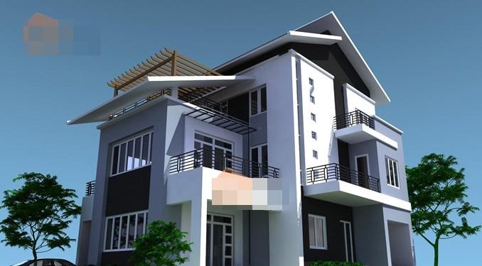 biệt thự, xây nhà, tư vấn thiết kế nhà