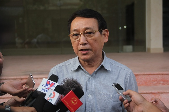 Căng thẳng buổi làm việc với người viết tâm thư gửi Thủ tướng về Sơn Trà