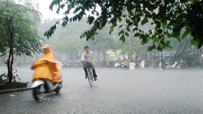 Dự báo thời tiết 12/5: Khắp miền Bắc mưa vừa, mưa to