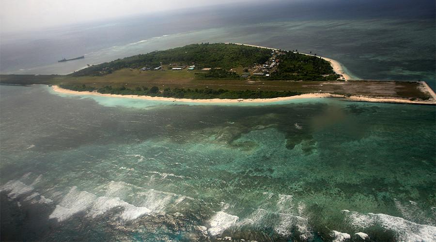 Philippines, đảo Thị Tứ, quần đảo Trường Sa, Việt Nam