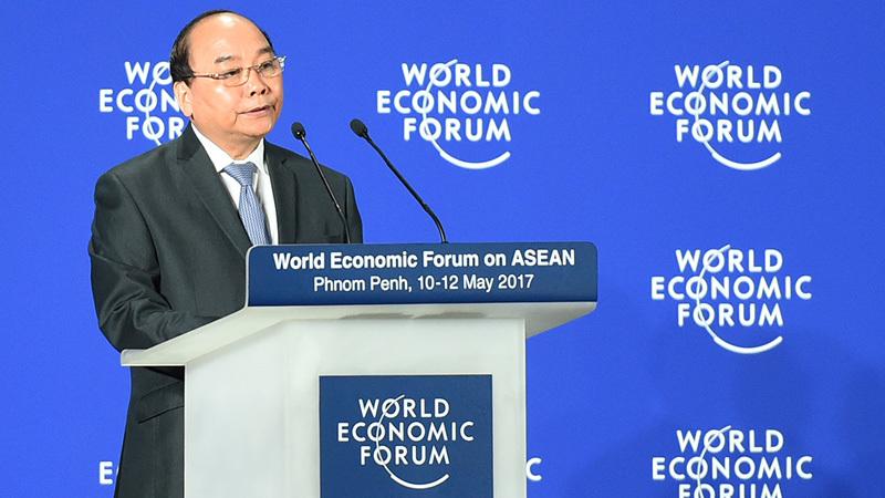 Thủ tướng: Việt Nam đẩy mạnh cải cách thể chế