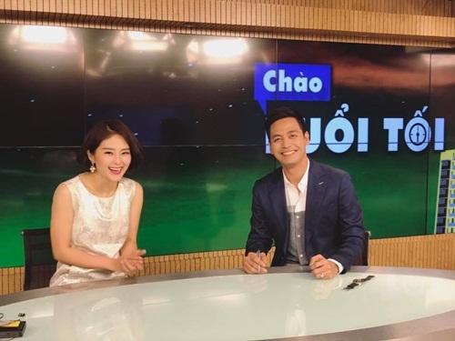 Sau tin đồn bị VTV cấm sóng, MC Phan Anh dẫn bản tin thời sự VTC