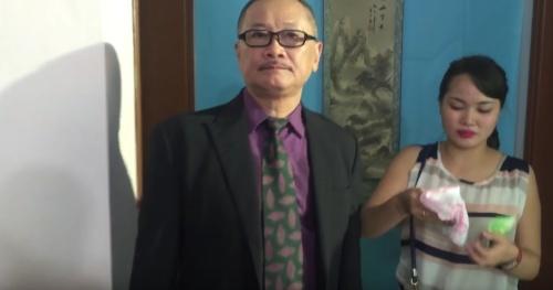Lộ clip hậu trường cực hài của phim 'Sống chung với mẹ chồng'