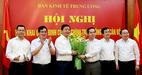 Ông Đinh La Thăng nhận nhiệm vụ Phó Ban Kinh tế TƯ