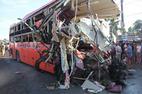 Tai nạn 13 người chết: Lái xe mới có bằng vài tháng