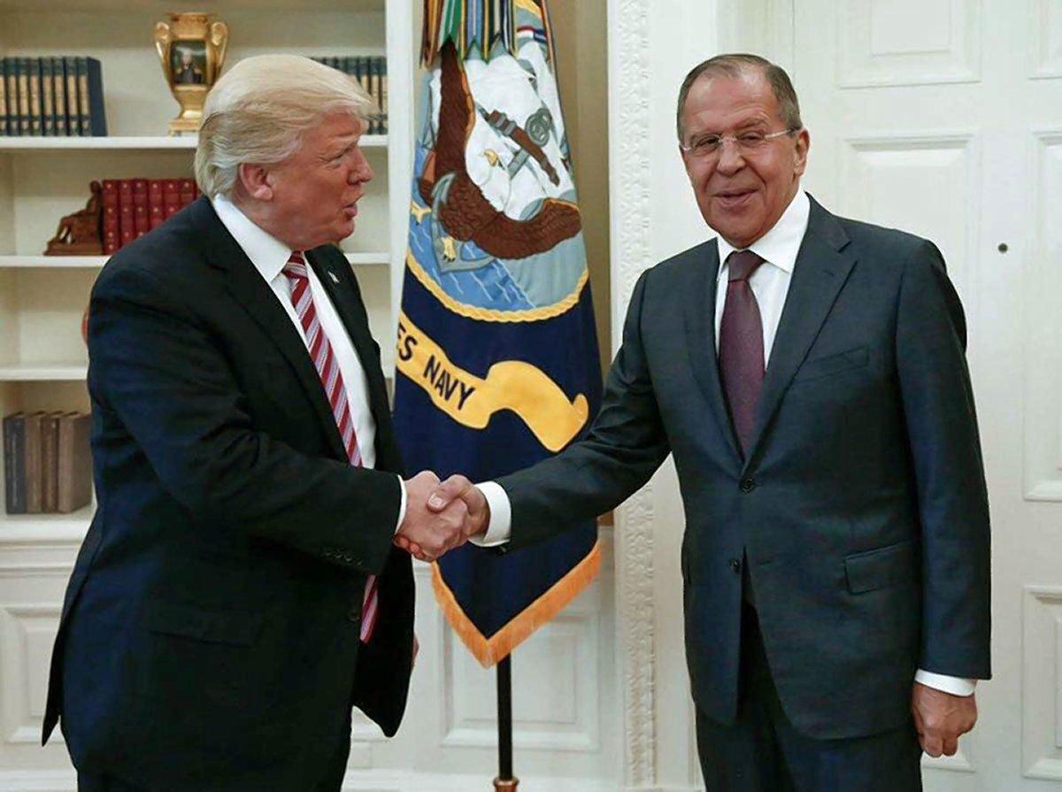 Nhà Trắng, Kremlin, Nga, Donald Trump, Ngoại trưởng Lavrov