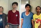 Bắt băng đồng tính nam gây án khắp Sài Gòn