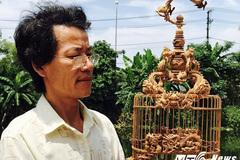 Chiếc lồng chim giá tỷ đồng: Ngả mũ thú chơi độc của đại gia
