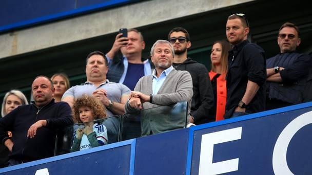Chelsea, Conte, Abramovich, Premier League