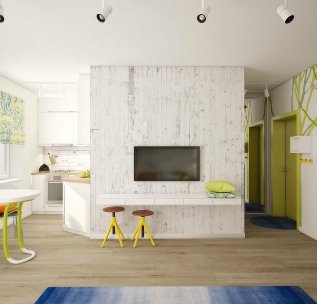 căn hộ 25m2, tư vấn thiết kế nhà, nhà đẹp