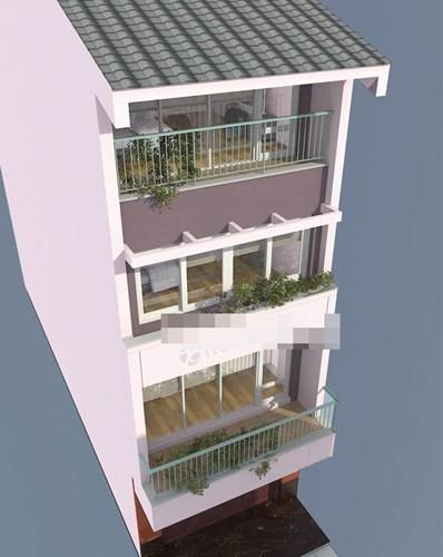 Ngắm 10 mẫu nhà ống 4 tầng hiện đại đẹp hút mắt