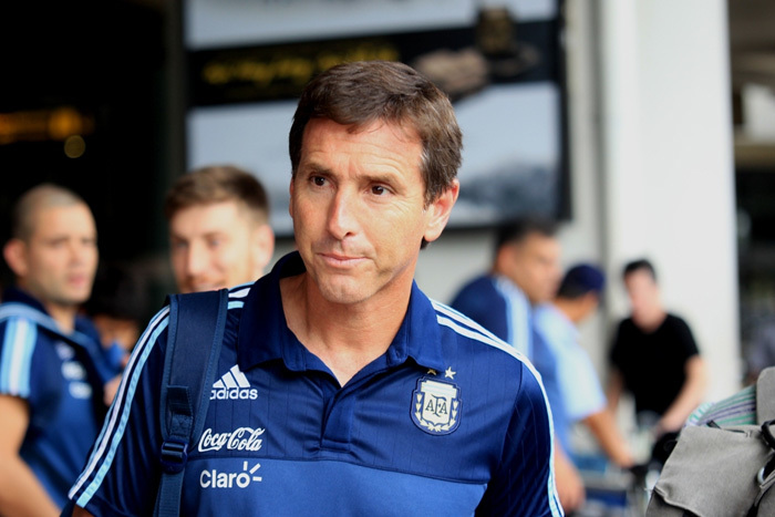 U20 Argentina ra Hà Nội, sẵn sàng đấu U22 Việt Nam
