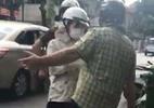 Hai người phụ nữ Việt gây tai nạn vẫn đòi tiền chàng Tây