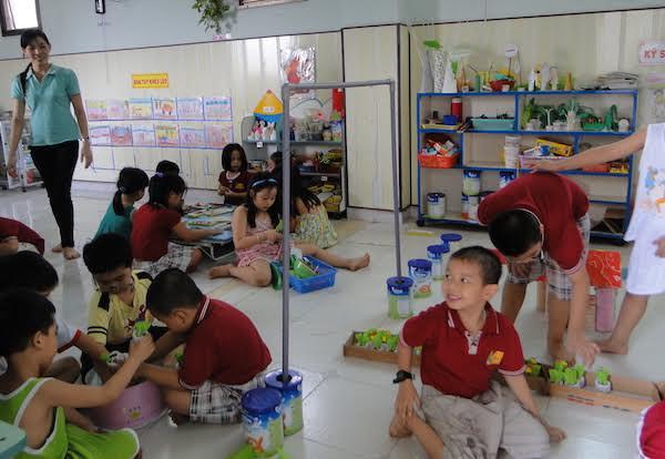 Đề xuất cần 250 tỷ/năm để giữ chân giáo viên mầm non