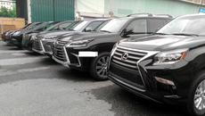 Dân nhập ô tô đối mặt khoản truy thu thuế trăm tỷ đồng