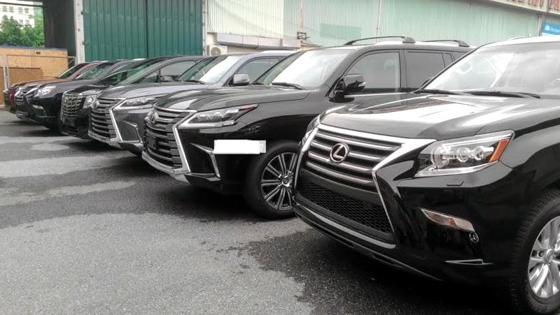 truy thu thuế ô tô, thuế tiêu thụ đặc biệt với ô tô, kinh doanh ô tô, nhập khẩu ô tô, Bộ tài chính