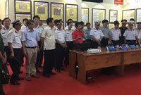 Tư liệu chủ quyền Hoàng Sa, Trường Sa đến Vùng 2 Hải quân