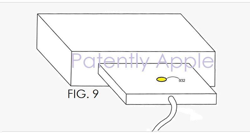 Apple nhận bằng sáng chế cáp phát sáng trong đêm
