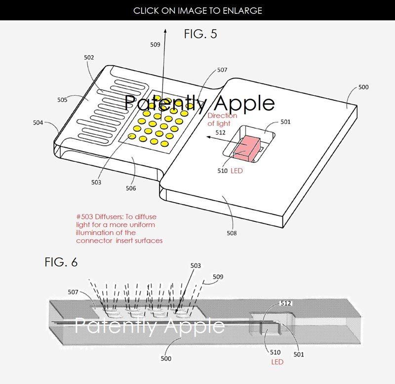 Apple,dây cáp phát sáng,sản phẩm mới