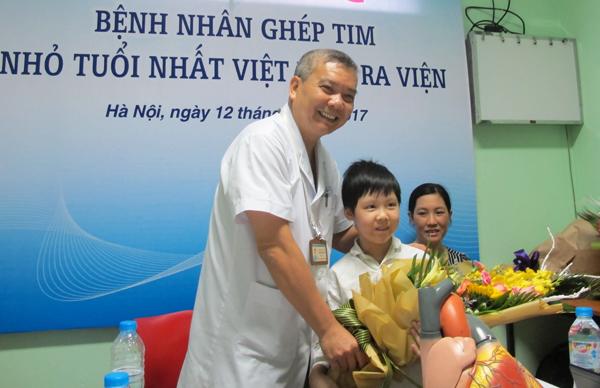 ghép tim, hiến tạng, ghép tạng, Bệnh viện Việt Đức, suy tim