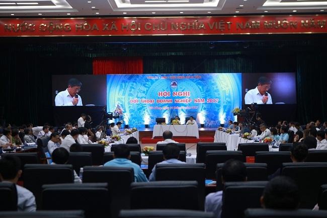 Bí thư Xuân Anh đề nghị DN tin tưởng vào lãnh đạo Đà Nẵng