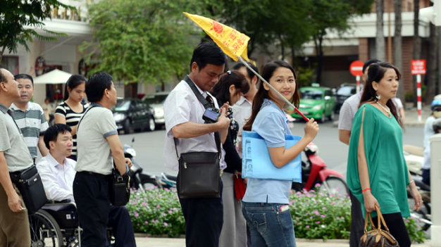Lo khách Trung Quốc sụt giảm sau chấn chỉnh tour '0 đồng'