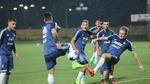 U20 Argentina đội mưa tập kín chờ đấu U22 Việt Nam