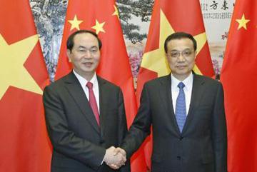 Thủ tướng Trung Quốc nhận lời mời thăm Việt Nam