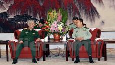 Phó chủ tịch Quân ủy TƯ Trung Quốc sắp thăm Việt Nam