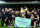 Thắng nghẹt thở, Chelsea vô địch Ngoại hạng Anh