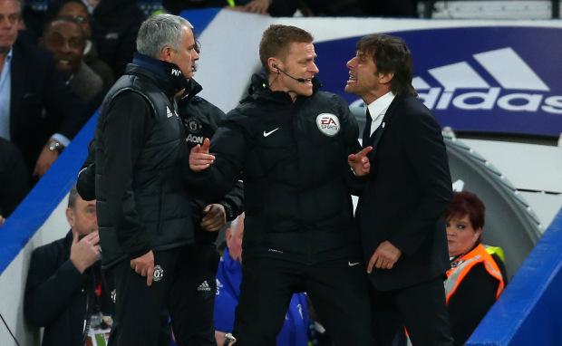 Conte thắng Mourinho, Simeone khiến MU lo