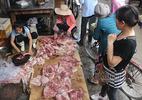 Thịt lợn rẻ bị hắt dầu luyn: Một công ty mua hết lợn cho chị Xuyến