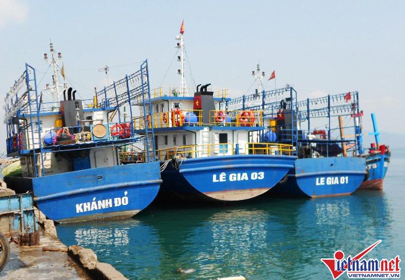 ngư dân, tàu cá, tàu vỏ thép, tàu vỏ thép rỉ sét, Bình Định, tàu vỏ sắt