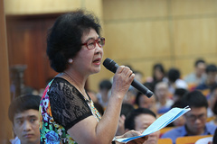 Cử tri hoan nghênh Tổng bí thư quyết liệt chống tham nhũng