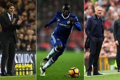 Conte và siêu vũ khí Kante: Mourinho, Wenger tiếc không?