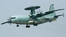 Trung Quốc triển khai máy bay cảnh báo sớm tới Hải Nam