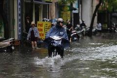 Dự báo thời tiết 14/5: Chiều nay Bắc Bộ mưa to