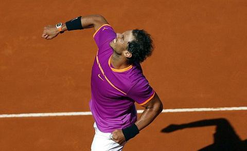 Nadal biến Djokovic thành