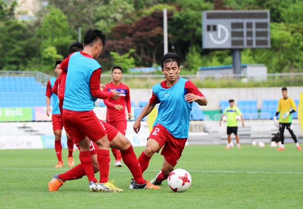 Tin thể thao sáng 14/5: U20 VN tổng duyệt trước World Cup, MU đón khách quý